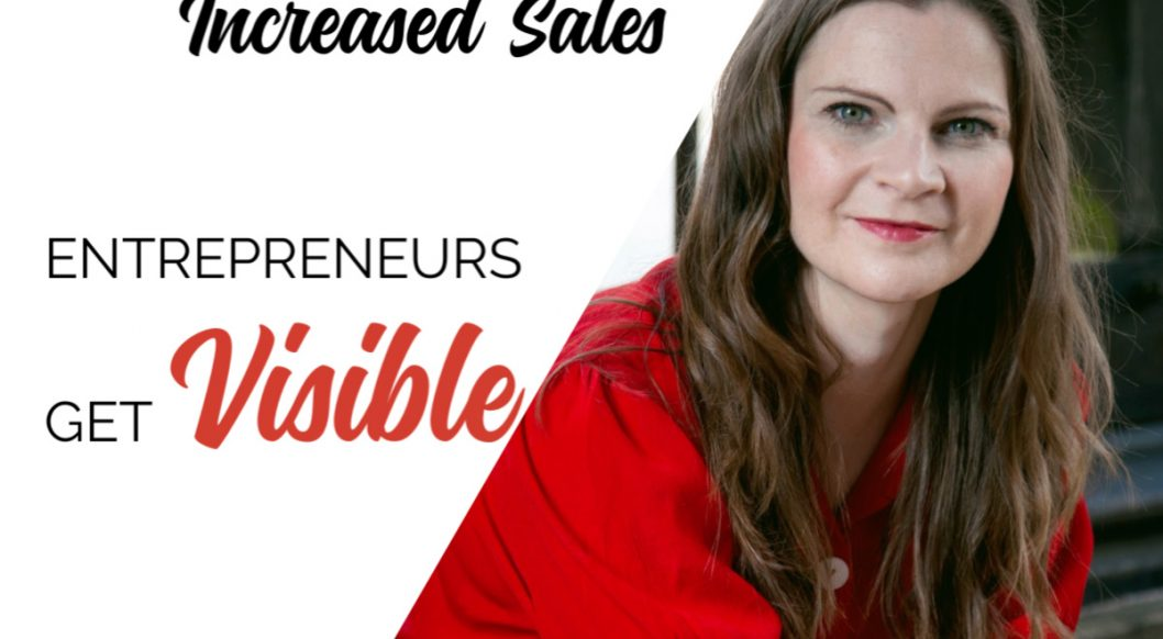 Anna Parker-Naples Laws of Influence for increased sales Entrepreneurs Get Visible Podcast