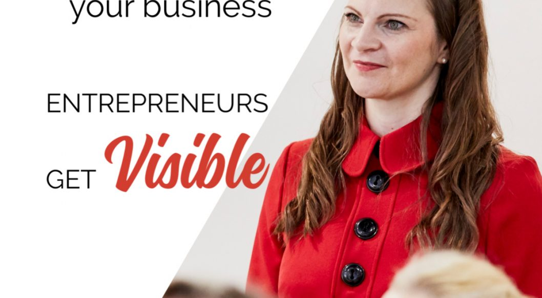Anna Parker-Naples How to automate your business Entrepreneurs Get Visible Podcast