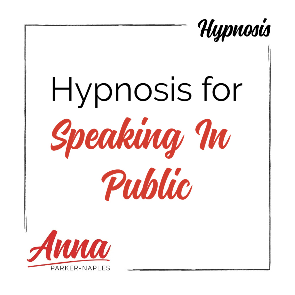 Speaking In Public Hypnosis