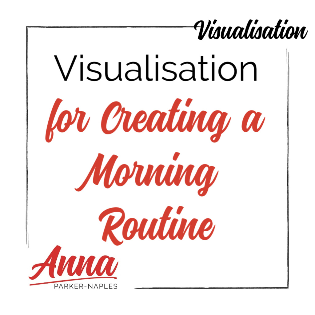 Creating a Morning Routine Visualisation