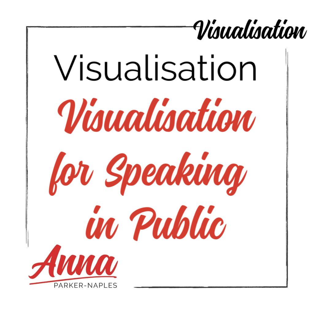 Speaking in Public Visualisation